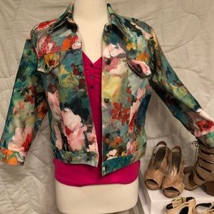 JUST REDUCED.   3 Sisters jacket